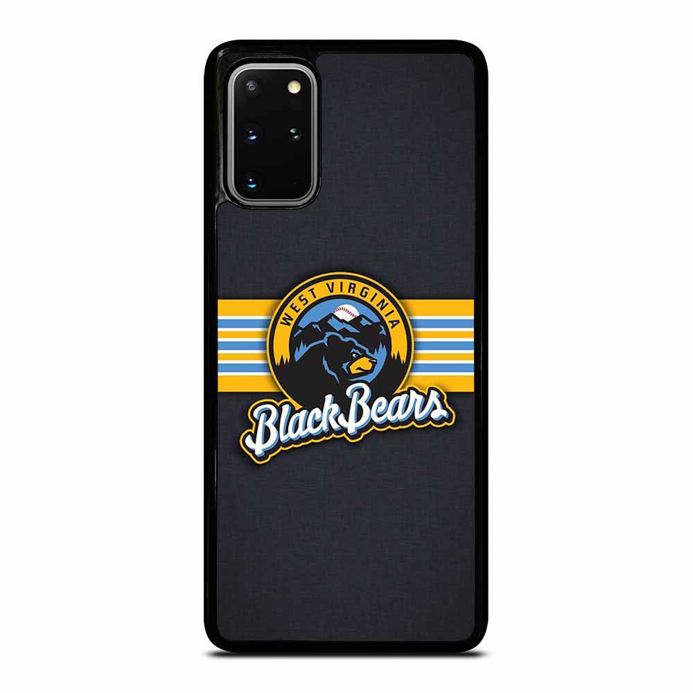 WEST VIRGINIA BLACK BEARS LOGO SAMSUNG GALAXY S20 ULTRA CASE