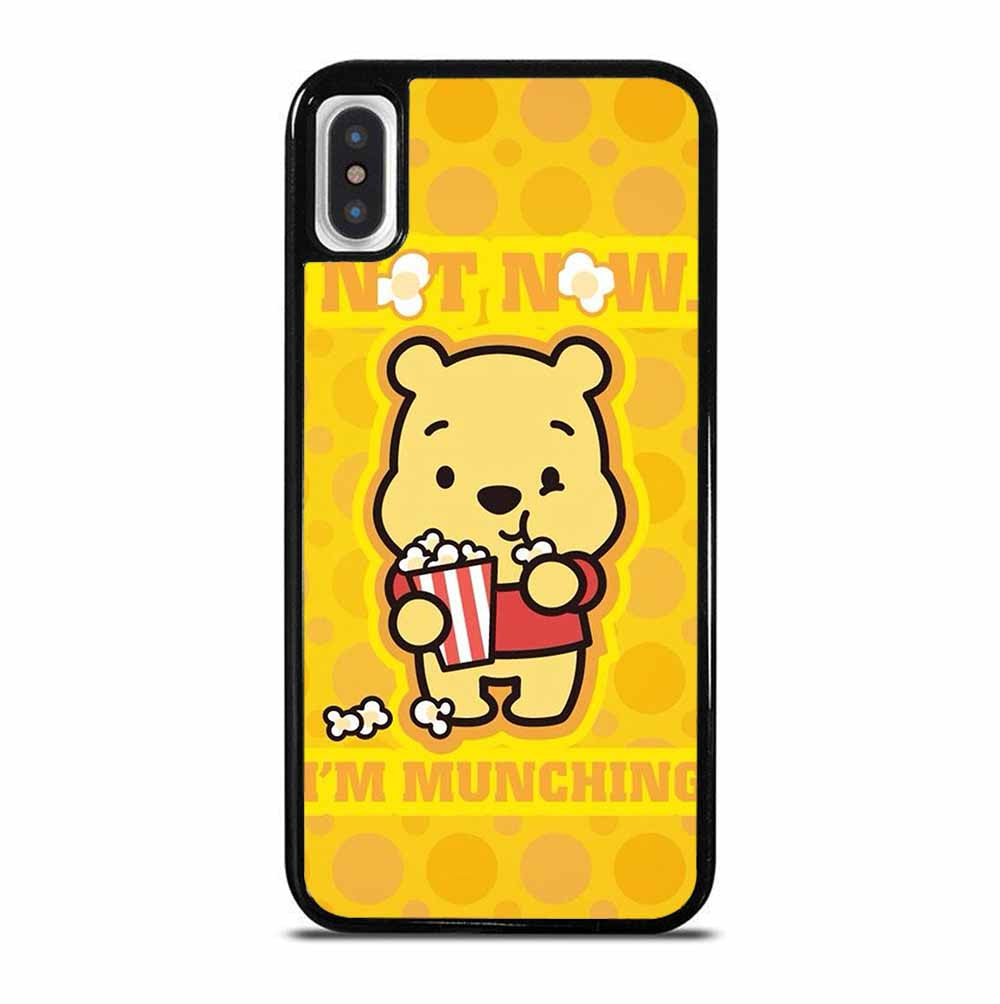 WINNE THE POOH 5 iPhone X / XS Case