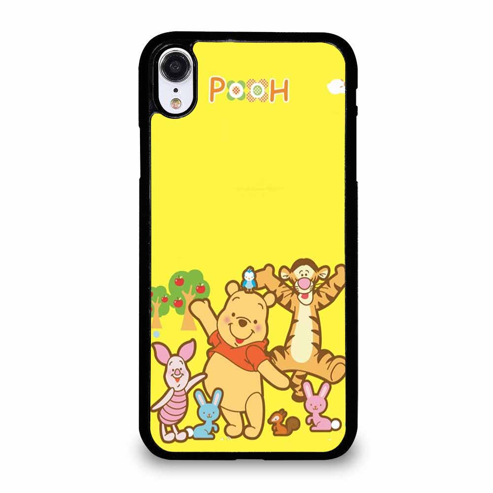 WINNE THE POOH AND FRIENDS iPhone XR Case