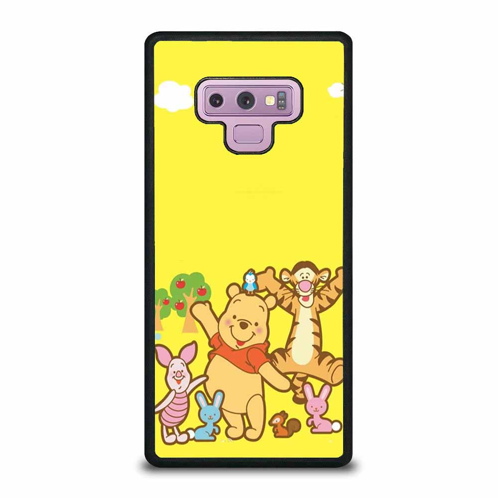 WINNE THE POOH AND FRIENDS Samsung Galaxy Note 9 case