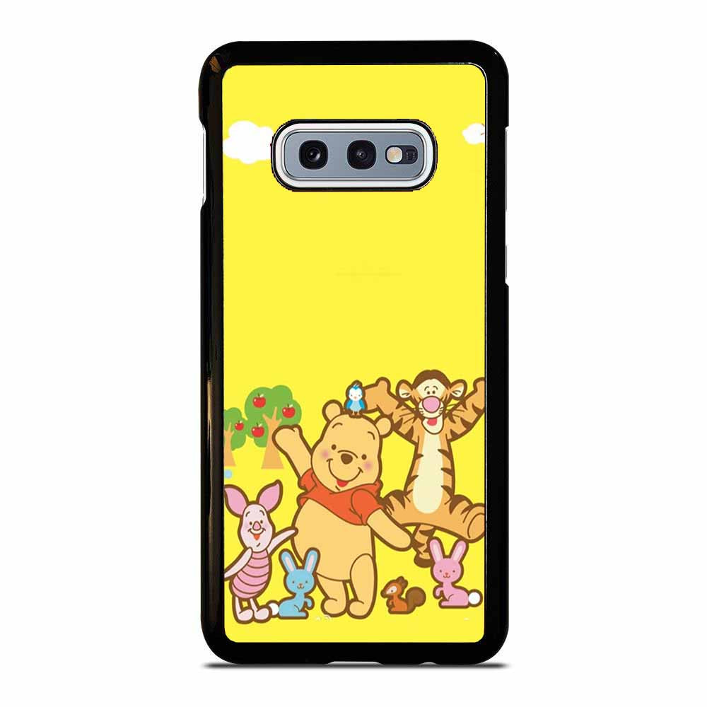 WINNE THE POOH AND FRIENDS Samsung Galaxy S10E case
