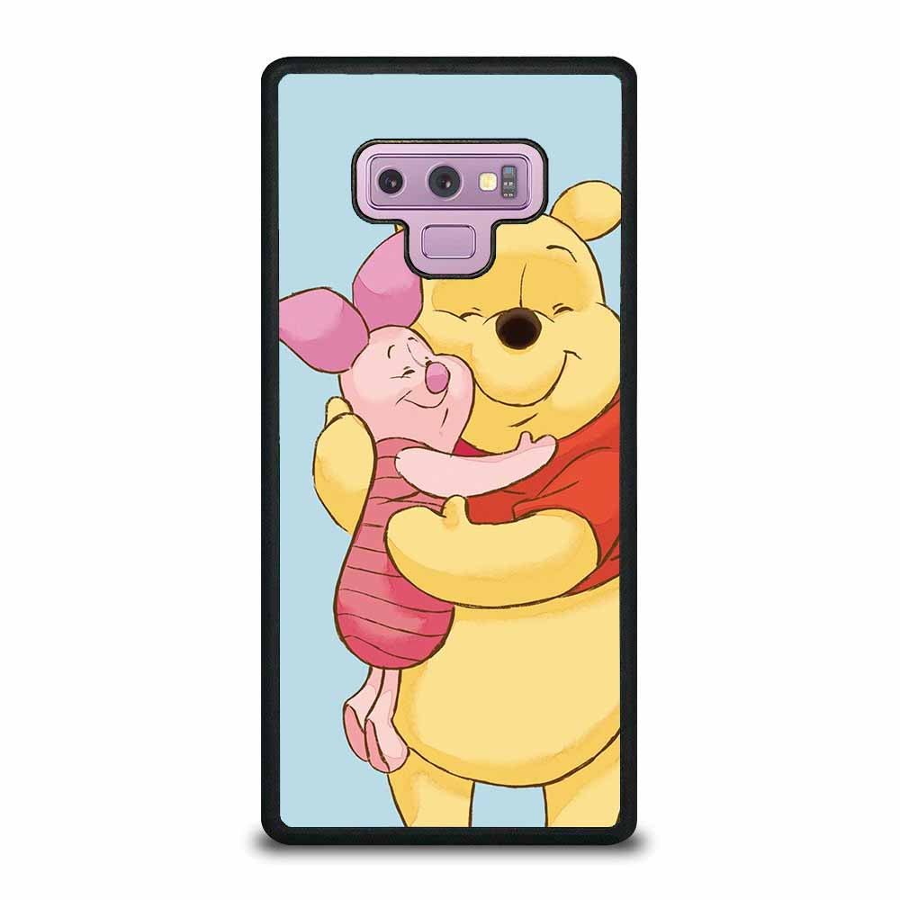 WINNE THE POOH SMILE Samsung Galaxy Note 9 case