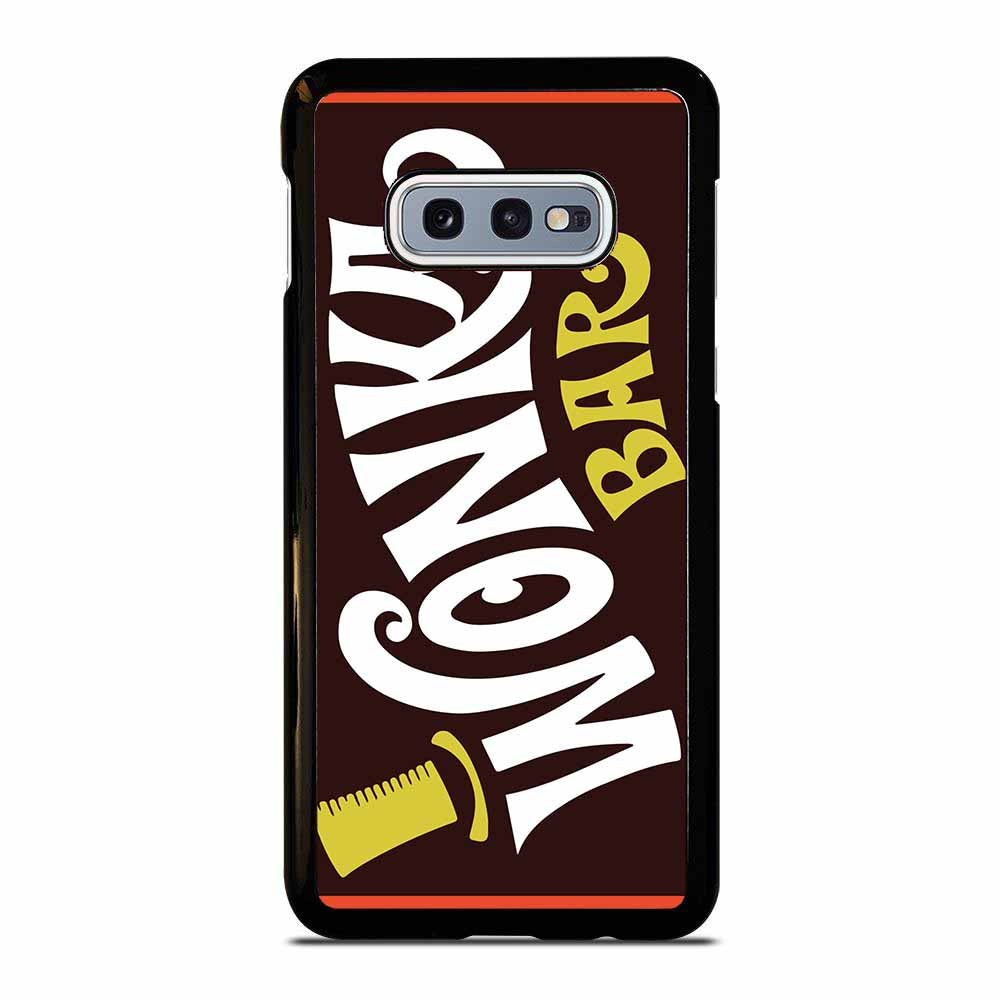 WONKA BAR CHOCOLATE 1 Samsung Galaxy S10E case