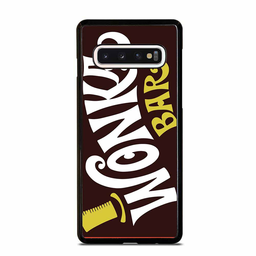 WONKA BAR CHOCOLATE 1 Samsung Galaxy S10 Case