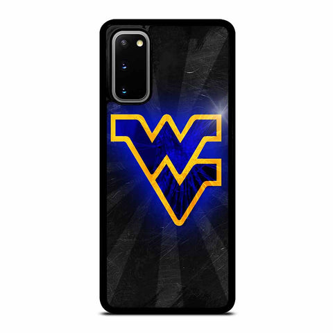 WV BLACK BEARS ICON LIGHT SAMSUNG GALAXY S20 CASE