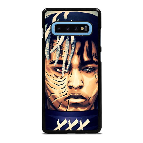 XXXTENTACION CARTOON 1 Samsung Galaxy S10 Plus case