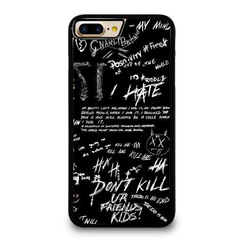 XXXTENTACION QUOTE iPhone 7 / 8 PLUS case