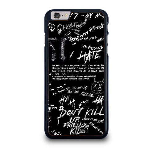 XXXTENTACION QUOTE iPhone 6 / 6S Plus case