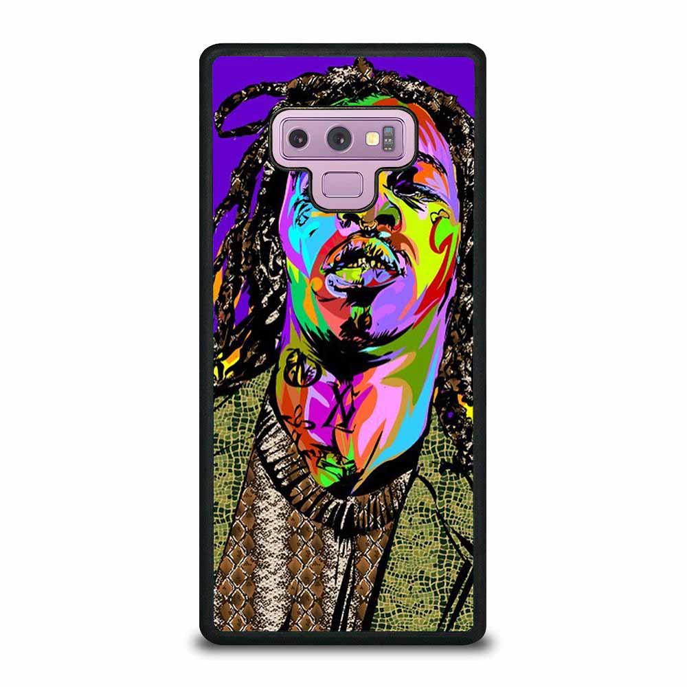 YOUNG THUG SLATT ART 1 Samsung Galaxy Note 9 case
