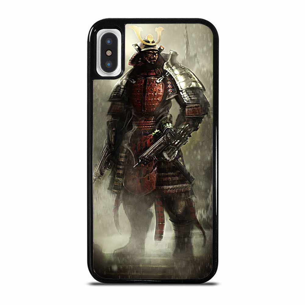 ZACK SAMURAI ROBOT iPhone X / XS Case