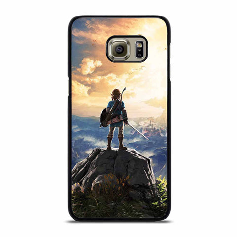 ZELDA BREATH Samsung Galaxy S6 Edge case