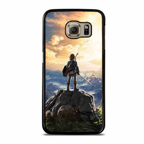 ZELDA BREATH Samsung Galaxy S6 case