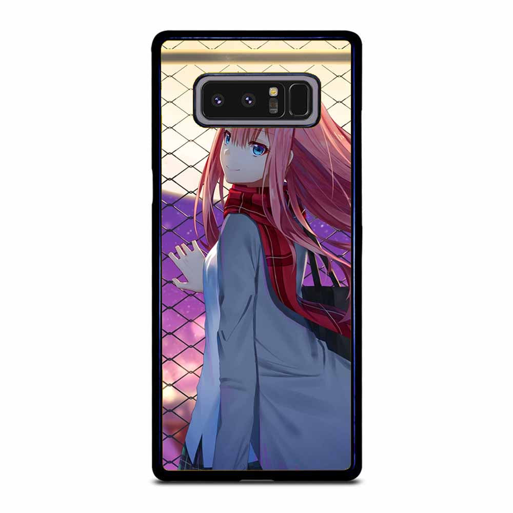 ZERO TWO ANIME 5 Samsung Galaxy Note 8 case