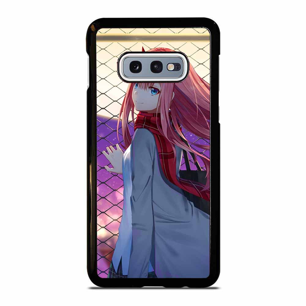 ZERO TWO ANIME 5 Samsung Galaxy S10E case