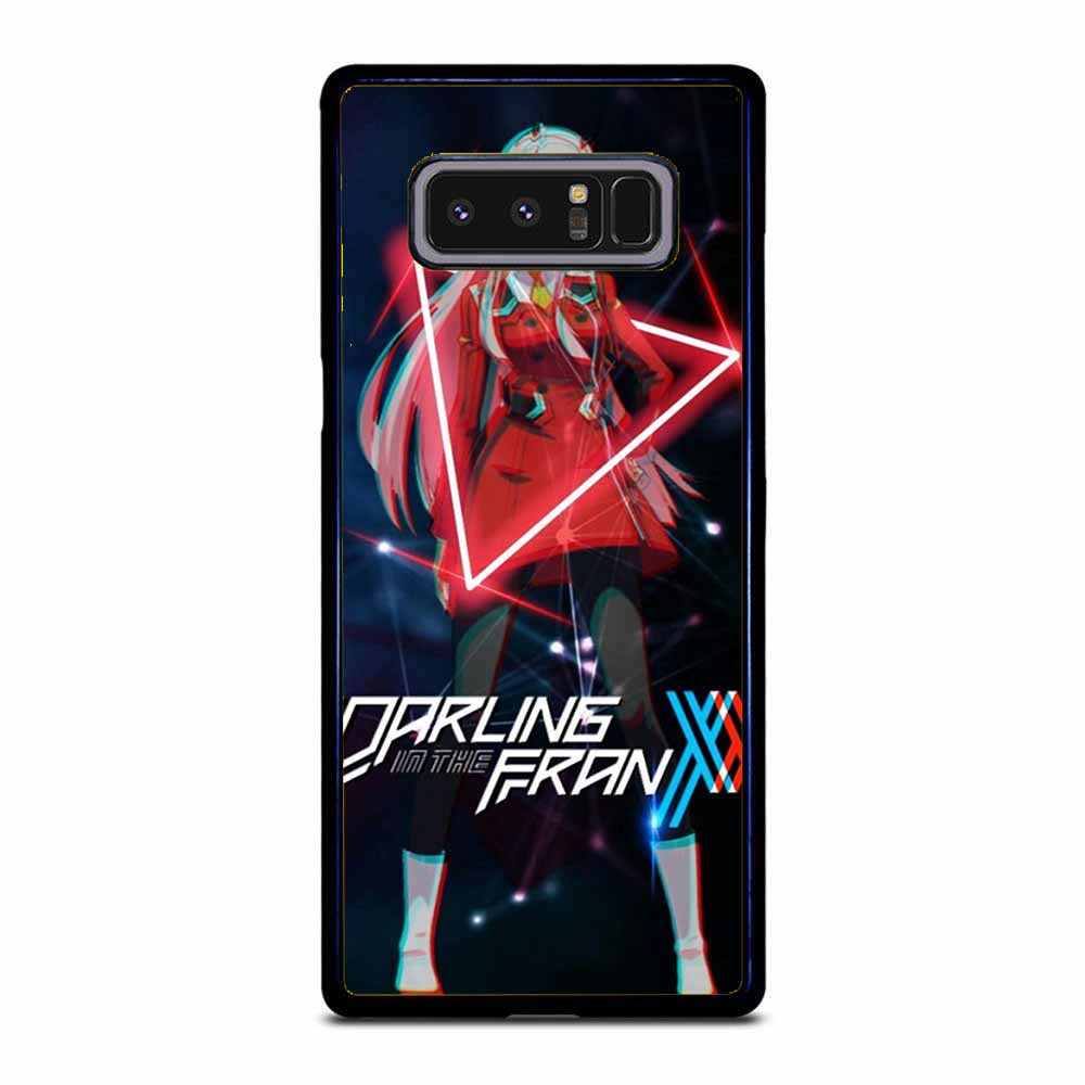 ZERO TWO ANIME DARLING FRAN 1 Samsung Galaxy Note 8 case