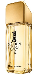 Paco Rabanne 1 Million Aftershave Splash 100ml - The Golden Galleria