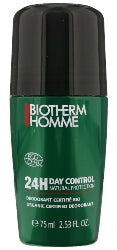 Biotherm Homme Organic 24hrs Roll On Deodorant 75ml - The Golden Galleria