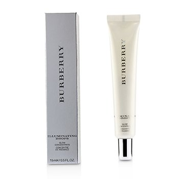 Burberry Illuminating Drops Glow Concentrate 15ml 01 Metallic Pearl - The Golden Galleria