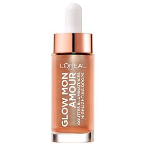 L'Oréal Glow Mon Amour Highlighting Drops 15ml 02 Bellini - The Golden Galleria