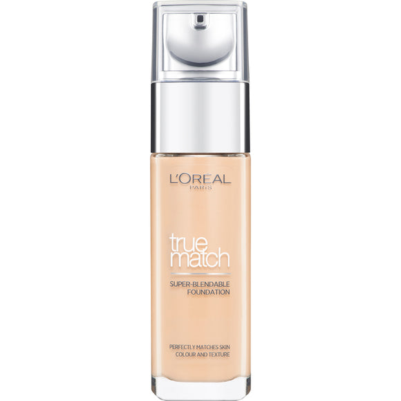 L'Oreal True Match The Foundation 30ml - The Golden Galleria