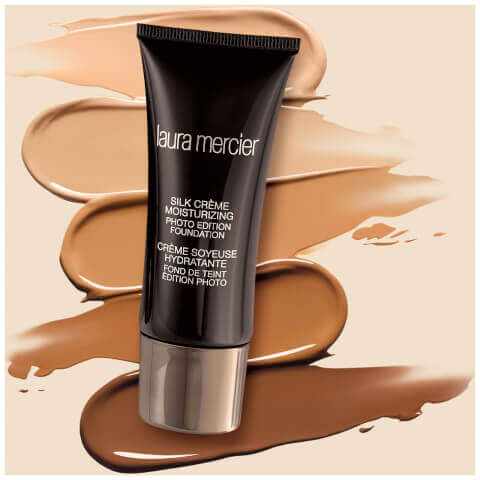 Laura Mercier Silk Creme Moisturizing Photo Edition Foundation 30ml Ivory   For Normal to Dry Skin - The Golden Galleria