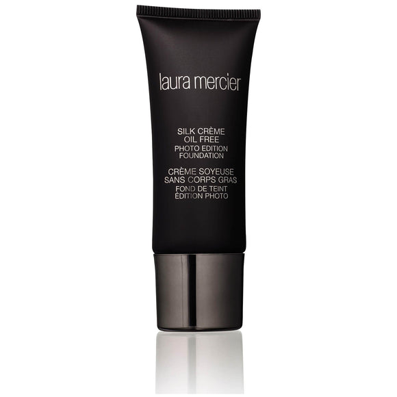 Laura Mercier Silk Creme Oil Free Photo Edition Foundation 30ml Suntan  For Normal to Oily Skin - The Golden Galleria