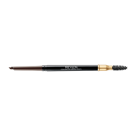 Revlon ColorStay Brow Pencil 210 Soft Brown - The Golden Galleria