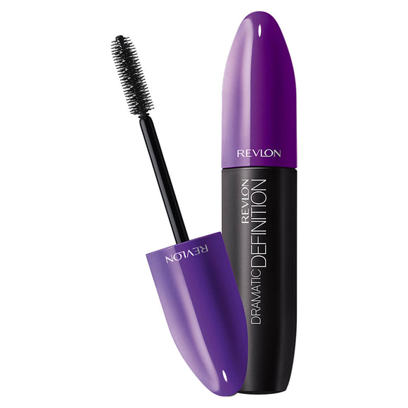 Revlon Dramatic Definition Mascara 8.5ml   Blackest Black - The Golden Galleria