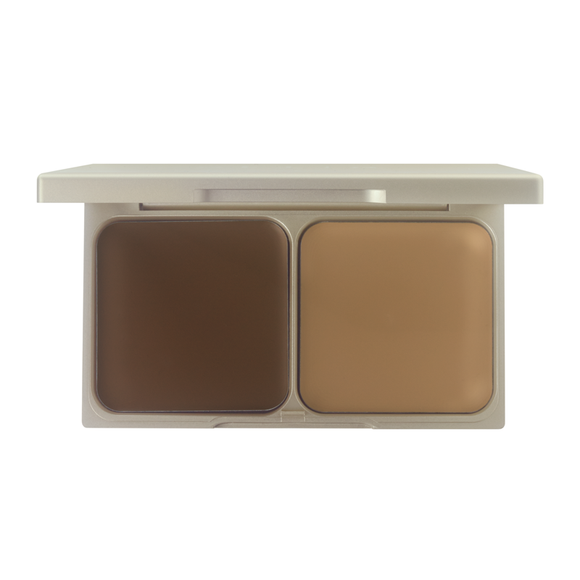 Stila Shape and Shade Custom Contour Duo 18g - The Golden Galleria