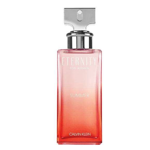 Calvin Klein Eternity Summer 2019 Eau de Parfum 100ml Spray - The Golden Galleria