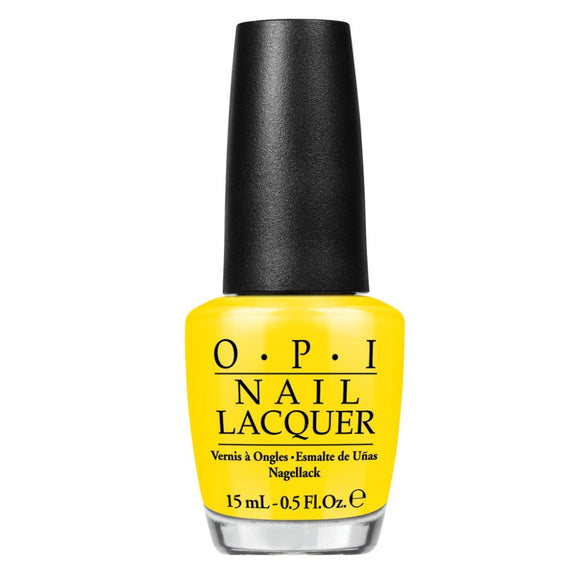 OPI Brazil Nail Lacquer 15ml - The Golden Galleria