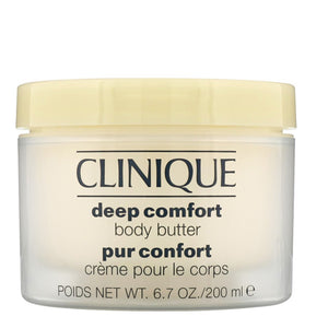 Clinique Deep Comfort Body Butter 200ml - The Golden Galleria