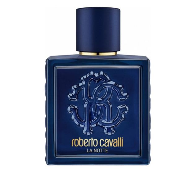 Roberto Cavalli Uomo La Notte Eau de Toilette 100ml Spray - The Golden Galleria