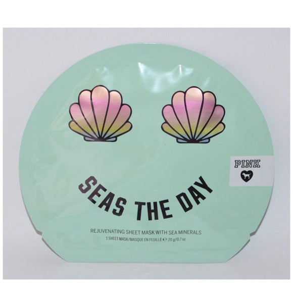 Victoria's Secret Pink Seas The Day Sheet Mask 20g - The Golden Galleria