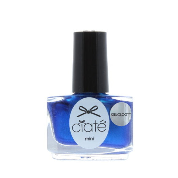 Ciaté Gelology Mini Nail Varnish Lacquer Polish 5ml - The Golden Galleria