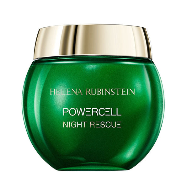 Helena Rubinstein Powercell Night Rescue Cream In Mousse 50ml - The Golden Galleria