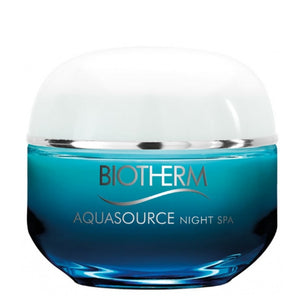 Biotherm Aquasource Night Spa 50ml - The Golden Galleria