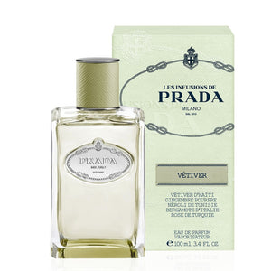 Prada Infusion de Vetiver Eau de Parfum 100ml Spray - The Golden Galleria