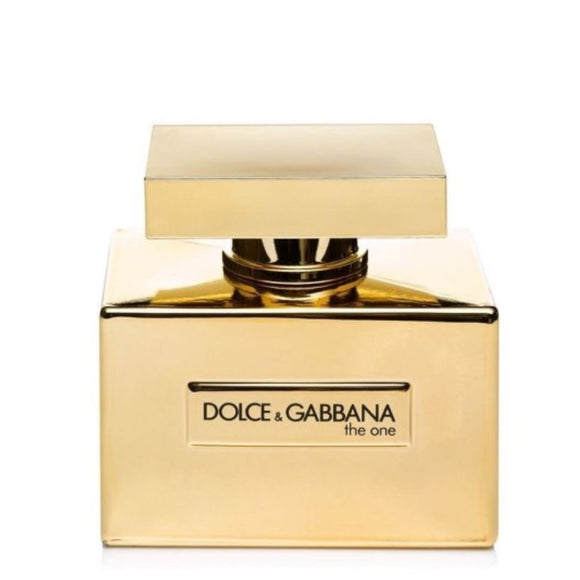 Dolce & Gabbana The One Gold Eau de Parfum 50ml Spray - The Golden Galleria