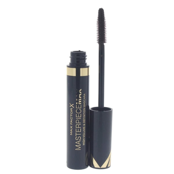 Max Factor Masterpiece Max Mascara 7.2ml Black - The Golden Galleria