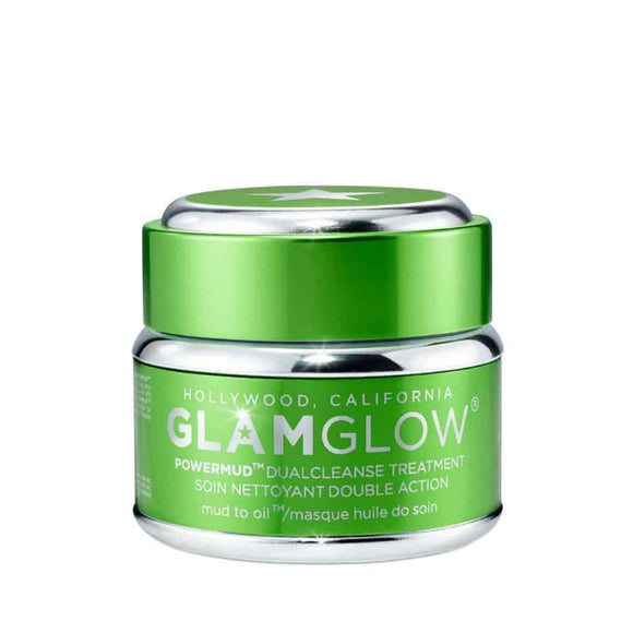 Glamglow PowerMud Dual Cleanse Treatment 50ml - The Golden Galleria