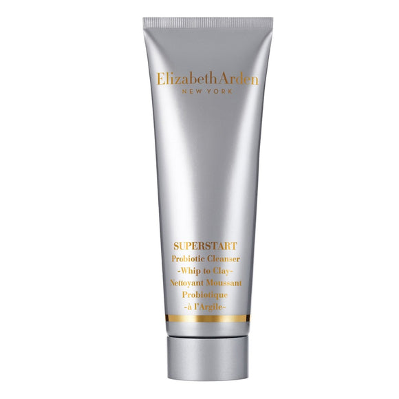 Elizabeth Arden Superstart Probiotic Whip to Clay Cleanser 125ml - The Golden Galleria