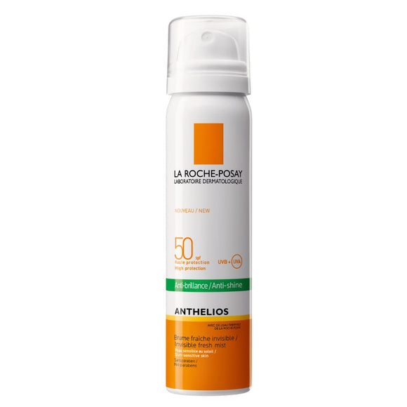 La Roche Posay Anthelios Invisible Fresh Mist SPF50+ 75ml - The Golden Galleria
