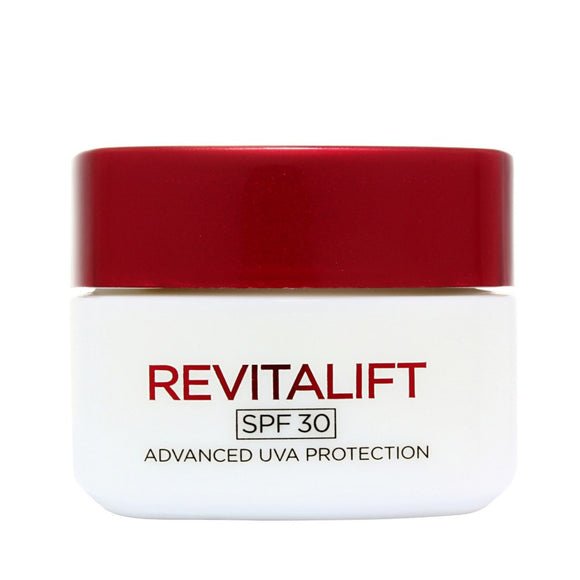 L'Oreal Revitalift Day Face Cream SPF30 50ml - The Golden Galleria