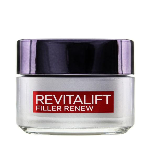 L'Oreal Revitalift Filler Renew Anti Ageing Cream 50ml - The Golden Galleria