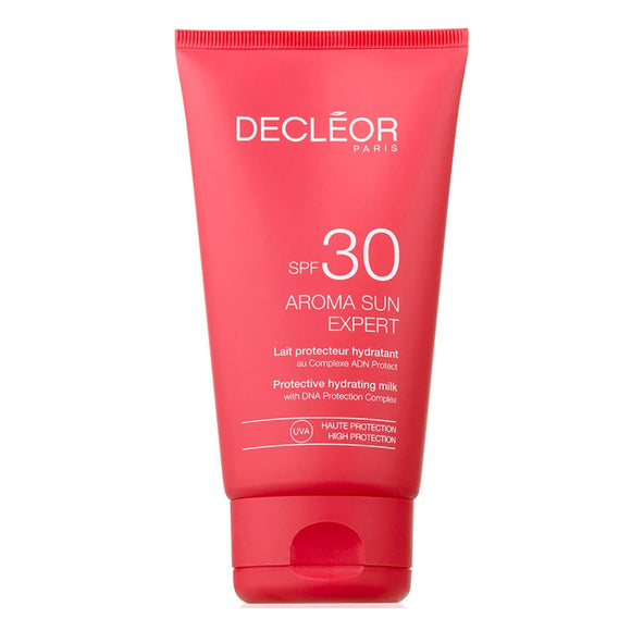 Decleor Aroma Sun Expert Protective Hydrating Milk 150ml SPF30 - The Golden Galleria
