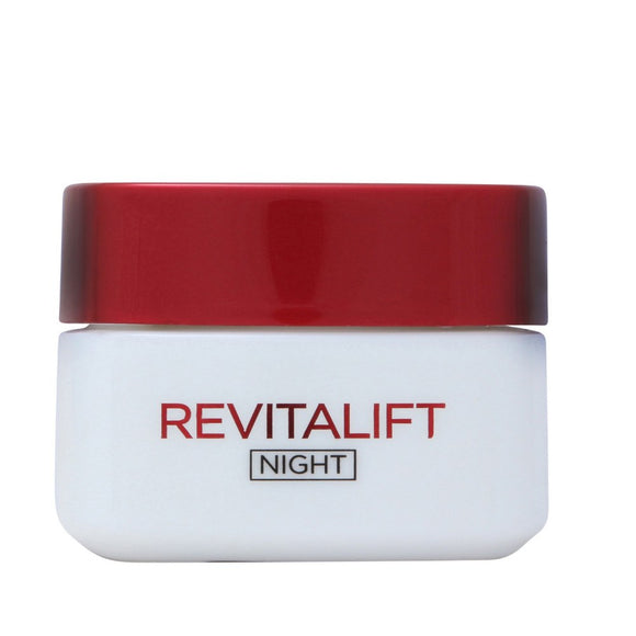 L'Oreal RevitaLift Night Cream 50ml - The Golden Galleria