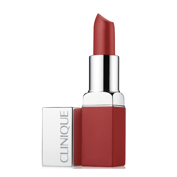 Clinique Pop Matte Lip Colour And Primer 3.9g 02 Icon Pop - The Golden Galleria