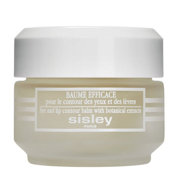 Sisley Baume Efficace Botanical Eye and Lip Contour Balm 30ml - The Golden Galleria