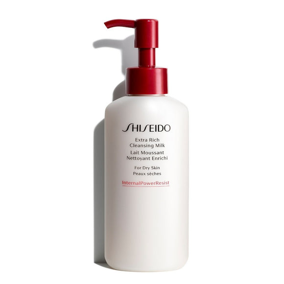 Shiseido Extra Rich Cleansing Milk 125ml - The Golden Galleria